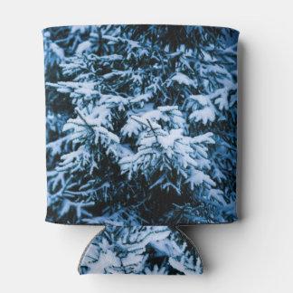 Snowfall Winter Christmas Tree