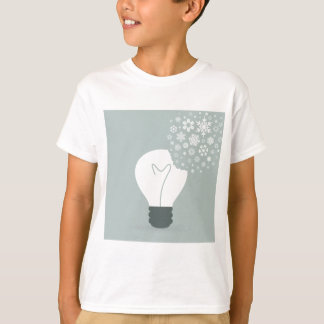 Snowflake a bulb2 T-Shirt
