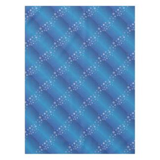 Snowflake Banner Tablecloth