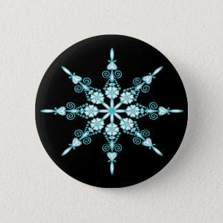 Snowflake Button