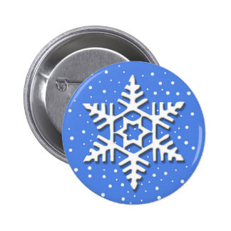 SNOWFLAKE - button