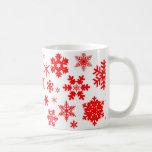 SNOWFLAKE CLASSIC COFFEE MUGS