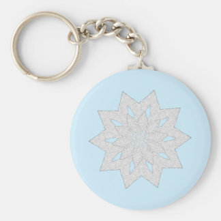 Snowflake  Collection Keychains