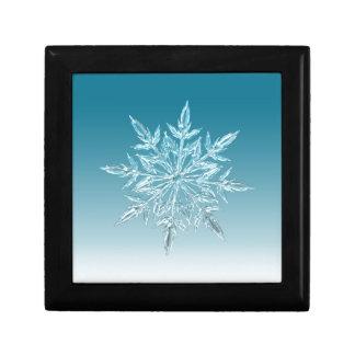 Snowflake Crystal Gift Box