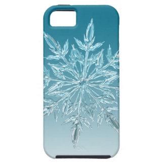 Snowflake Crystal iPhone 5 Case