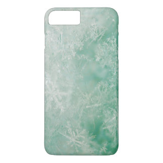 Snowflake Crystals iPhone 7 Plus Case