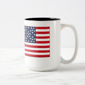 Snowflake Flag Mug