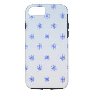 Snowflake Gradient Winter Phone Case