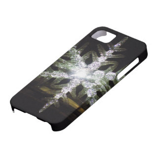 Snowflake Holiday iPhone 5 Cases