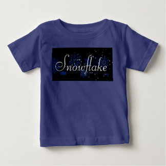 Snowflake Infant Shirt