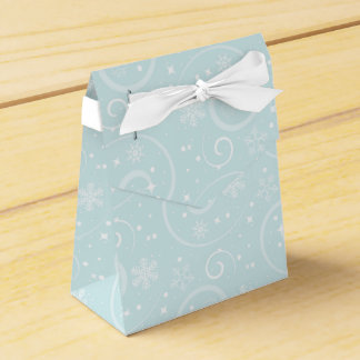 Snowflake Joy Favour Box