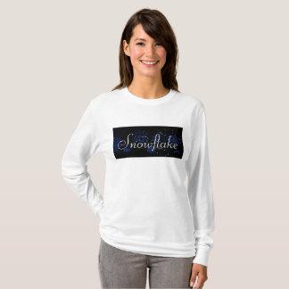 Snowflake Long Sleeve Tee Shirt