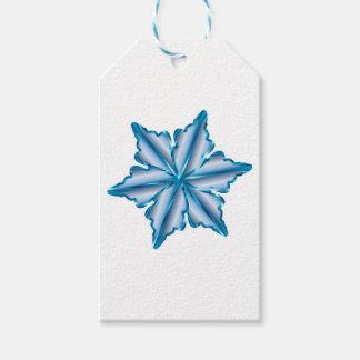 Snowflake On White