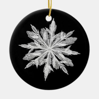 Snowflake Ornament - Customizable