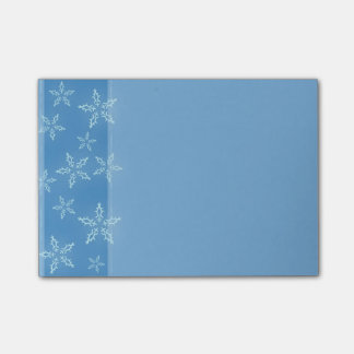 Snowflake Post-its Post-it Notes