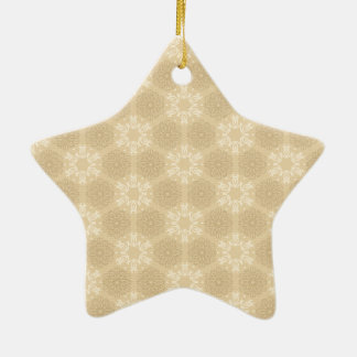 Snowflake Star Ornament