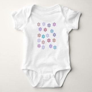 Snowflakes Cute Baby / Toddler Bodysuit