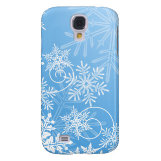 Snowflakes Galaxy S 4 Case