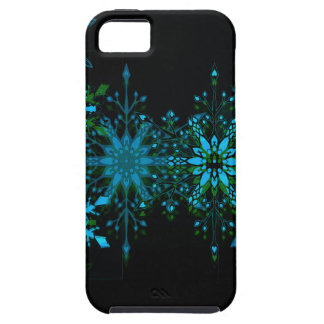 Snowflakes iPhone 5 Cases