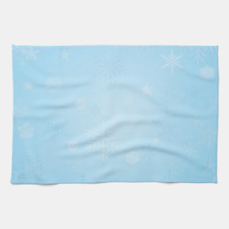 Snowflakes Kitchen Towel