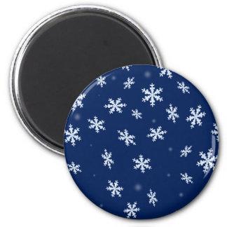 Snowflakes Magnet
