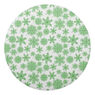 Snowflakes pattern Eraser