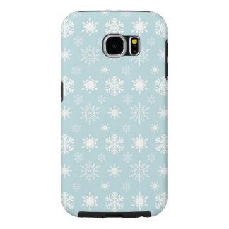 Snowflakes Samsung Galaxy 6 Case