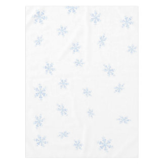 Snowflakes Tablecloth