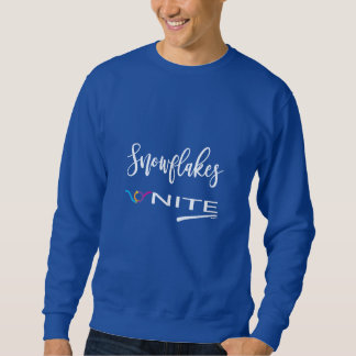 Snowflakes Unite! Political Liberal Resist Sweatshirt