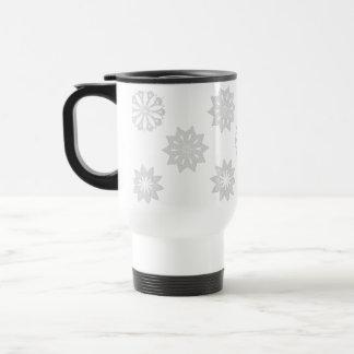SnowflakeTravel Mug