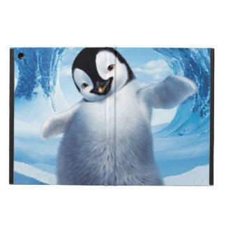 Snowing Penguin iPad air case