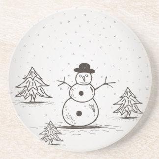 snowman2 coaster