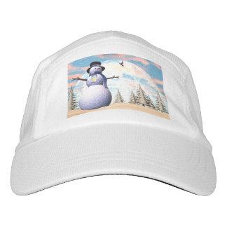 Snowman - 3D render Hat