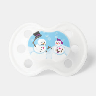 Snowman and Snowgirl Romance Dummy