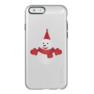 Snowman cartoon incipio feather® shine iPhone 6 case