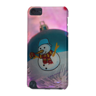 Snowman - christmas balls - merry christmas iPod touch (5th generation) cover