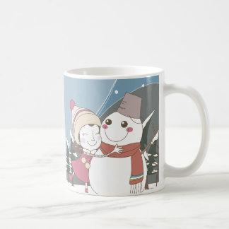 Snowman Christmas Holiday Holiday Mug