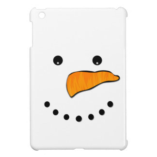 Snowman Face Case For The iPad Mini