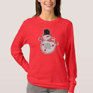 Snowman Families T-Shirt