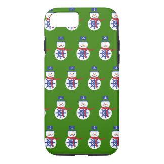 Snowman iPhone 7 Case