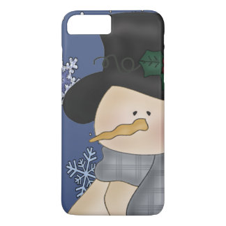 Snowman iPhone 8 Plus/7 Plus Case