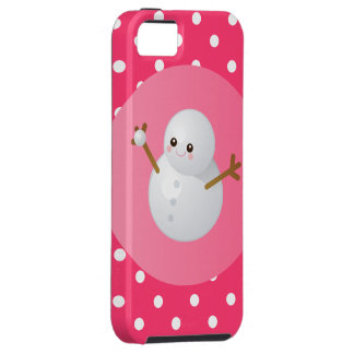 Snowman iPhone Cover Case For The iPhone 5