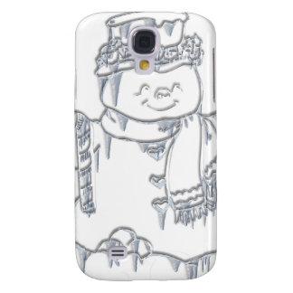 Snowman Samsung Galaxy S4 Cover