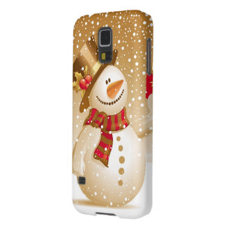 Snowman Samsung Galaxy S5 Case