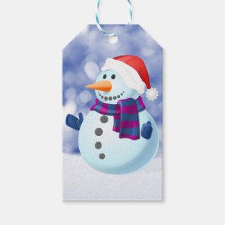 Snowman Winter Merry Christmas Snow
