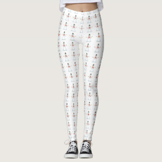 Snowman Women's Leggings