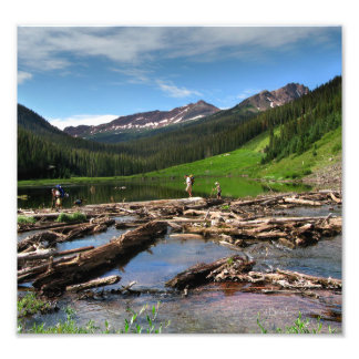 Snowmass Creek Aspen Colorado Photographic Print