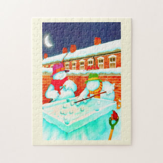 Snowmen Jigsaw Puzzle