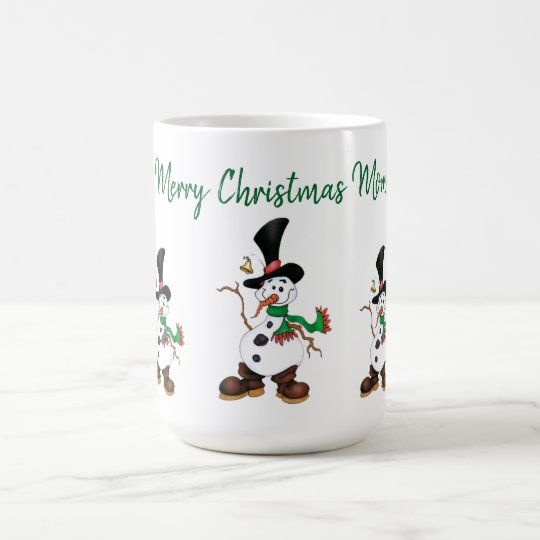 Snowmen Magic Mug