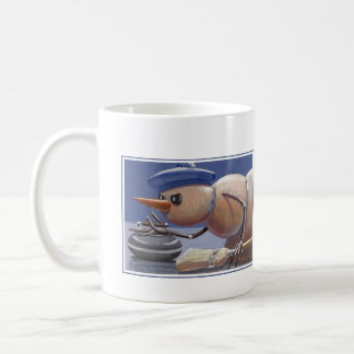 Snowmen on Ice Mug